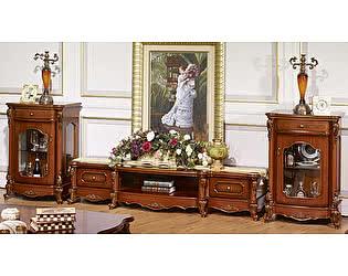 Купить тумбу МИК Мебель Виктория 3136 MK-3055-BR Темный орех