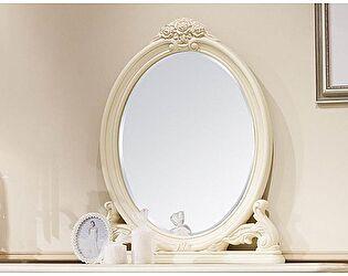 Купить зеркало МИК Мебель для консоли Милано 8802-A MK-1802-IV Слоновая кость