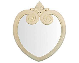 Купить зеркало МИК Мебель MK-MRR01 MK-2475-IV Слоновая кость