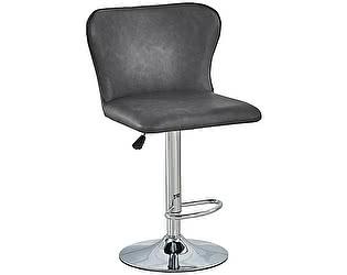 Купить стул МИК Мебель Стул барный Кантон с подъемным механизмом MK-5628-BL Черный