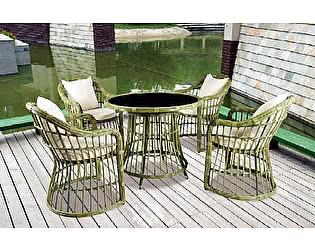 Купить комплект садовой мебели МИК Мебель MK-3630-GN Зеленый