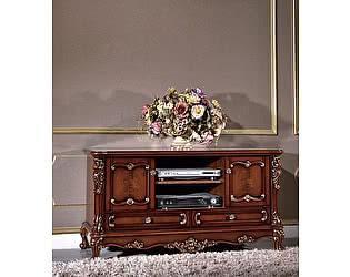 Купить тумбу МИК Мебель Глория FF6093 MK-2718-BG Темный орех малая