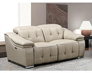 Купить диван МИК Мебель MK-4725-WT Серый жемчуг