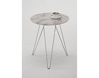 Купить стол МИК Мебель MK-6338-MA Хром
