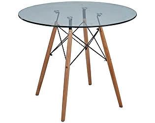 Купить стол МИК Мебель MK-7012-GL Прозрачный