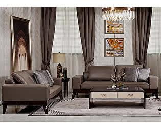 Купить диван МИК Мебель MK-8126 Шоколадный