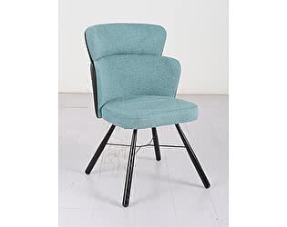 Купить стул МИК Мебель Стул MK-6906-BL Синий/Черный