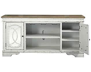 Купить тумбу МИК Мебель Realyn W743-68 Белый/Коричневый