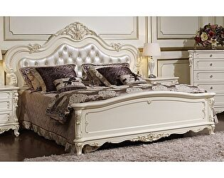 Купить кровать МИК Мебель Глория FF6093 MK-2702-WG