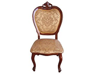 Купить стул МИК Мебель 2821 n000804, цвет Вишня, ширина 50 см., обивка Ткань, MK 1330 DB