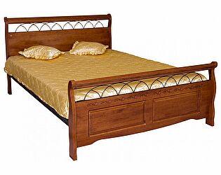 Купить кровать МИК Мебель Агата 836 SN KD MK-2104-RO