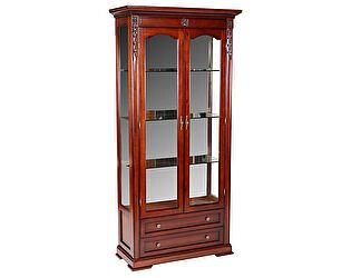 Купить шкаф МИК Мебель Валенсия C05 (2 дверная) MK-1726-CR
