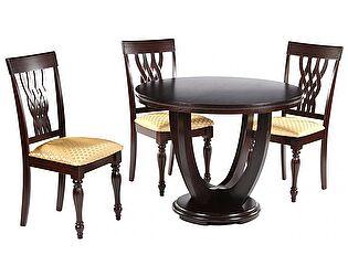 Купить стол МИК Мебель Т-378 MK-1521-WE Венге