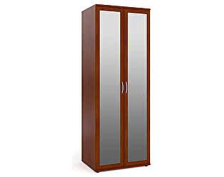 Купить шкаф Мебельный Двор ШК-2-Зерк-2 для одежды и белья два зеркала