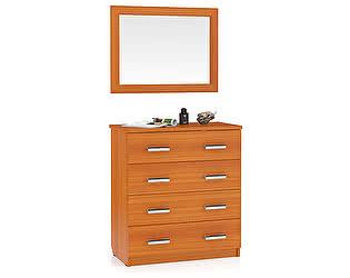 Купить комод Мебельный Двор С-МД-К4 (Четыре) + С-МД-Зеркало