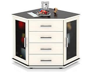 Купить комод Мебельный Двор С-МД-К12Д (Двенадцать Д двери со стеклом)