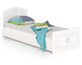 Купить кровать Мебельный Двор Онега КР-800БЯ (без ящиков и основания)
