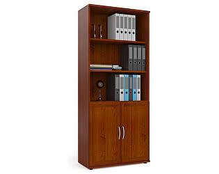 Купить стеллаж Мебельный Двор С-МД-2-02 шкаф для книг без стекла