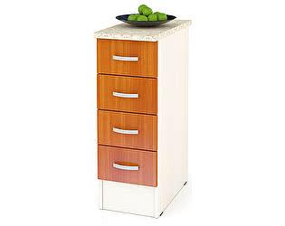Купить стол Мебельный Двор Мери ШН4Я300 с 4 ящиками 30 см, универсальная дверь