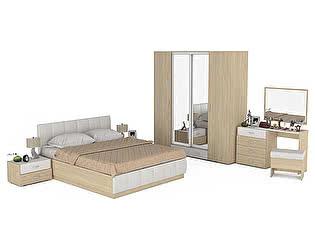 Купить спальню Mobi Линда 01 310+300+307-02+311+308+303-160+308