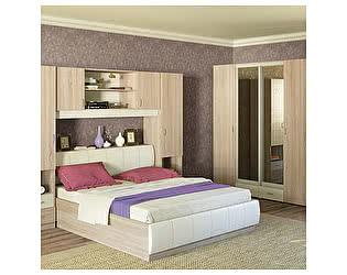 Купить спальню Mobi Линда 02 314+313-140+301-140+303-140+314+312