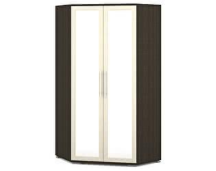 Купить шкаф Mobi Верона 1792-02 угловой широкий с зеркалами