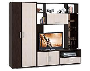 Купить гостиную Mobi Домино-7 +Шкаф