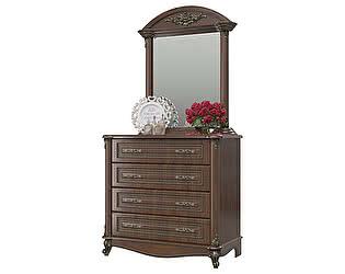 Купить комод Мэри-Мебель Да Винчи СД-05 + СД-06 (с зеркалом)