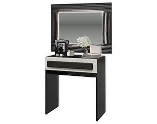 Купить стол Мэри-Мебель Престиж с зеркалом с подсветкой СП-10 + СП-12СП
