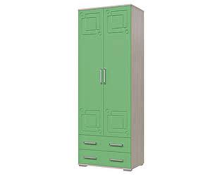 Купить шкаф Мэри-Мебель Индиго Мэри И-10 платяной с ящиками