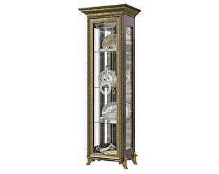 Купить шкаф Мэри-Мебель Версаль ГВ-01 №1 1-дверный универсальный (без короны)