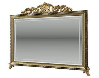 Купить зеркало Мэри-Мебель Версаль ГВ-06 с короной