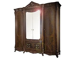 Купить шкаф Юг-Мебель Илона 4-х дверный