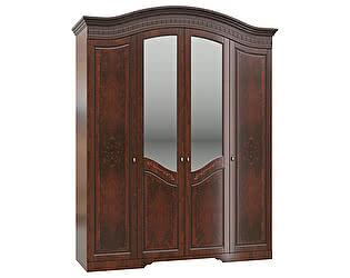 Купить шкаф Юг-Мебель Канада 4-х створчатый
