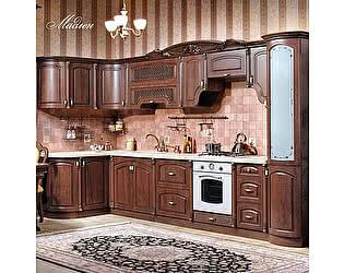 Купить кухню Юг-Мебель Мадлен угловая 1,44х3,70, левый угол