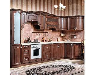 Купить кухню Юг-Мебель Мадлен угловая 3,70х1,44, правый угол