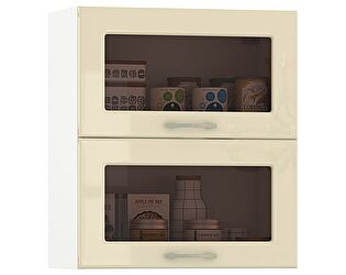 Купить шкаф Mobi Сандра 600 витрина горизонтальный 2 двери