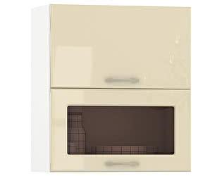 Купить шкаф Mobi Сандра 600 горизонтальный дверь и дверь со стеклом