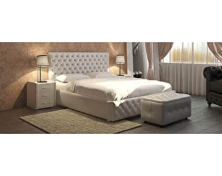 Купить кровать Moon Trade Купол Тысячелетия Модель 385, 180х200