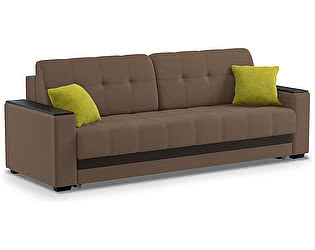 Купить диван Moon Trade Атланта 066 прямой еврокнижка 140х200