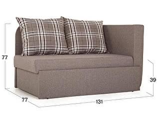 Купить диван Moon Trade Кларис 718 прямой софа