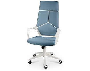Купить кресло Норден IQ (белый пластик/ голубой)