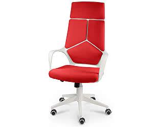 Купить кресло Норден IQ (белый пластик/красный)