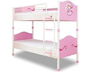 Купить кровать Cilek Princess двухъярусная