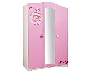 Купить шкаф Cilek SL Princess 3-х дверный