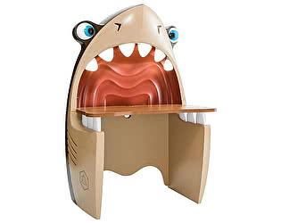 Купить стол Cilek Black Pirate акула