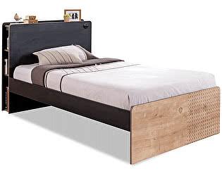 Купить кровать Cilek Black 120х200