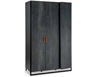 Купить шкаф Cilek Dark Metal 3-х дверный (20.52.1002.00)