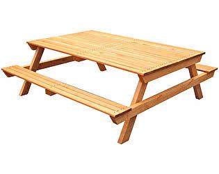 Купить стол Можга Красная Звезда Стол-скамейка Можга Красная Звезда Р943.2