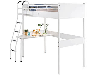 Купить кровать Cilek Compact White
